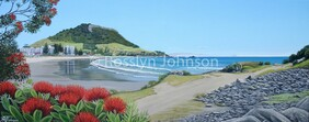 Blooming Red, Mt Maunganui SOLD