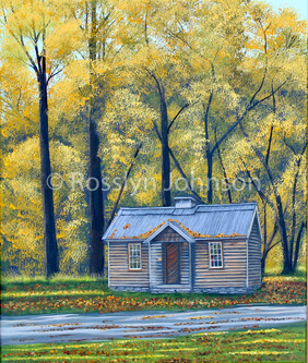The Old Police Station, Arrowtown SOLD